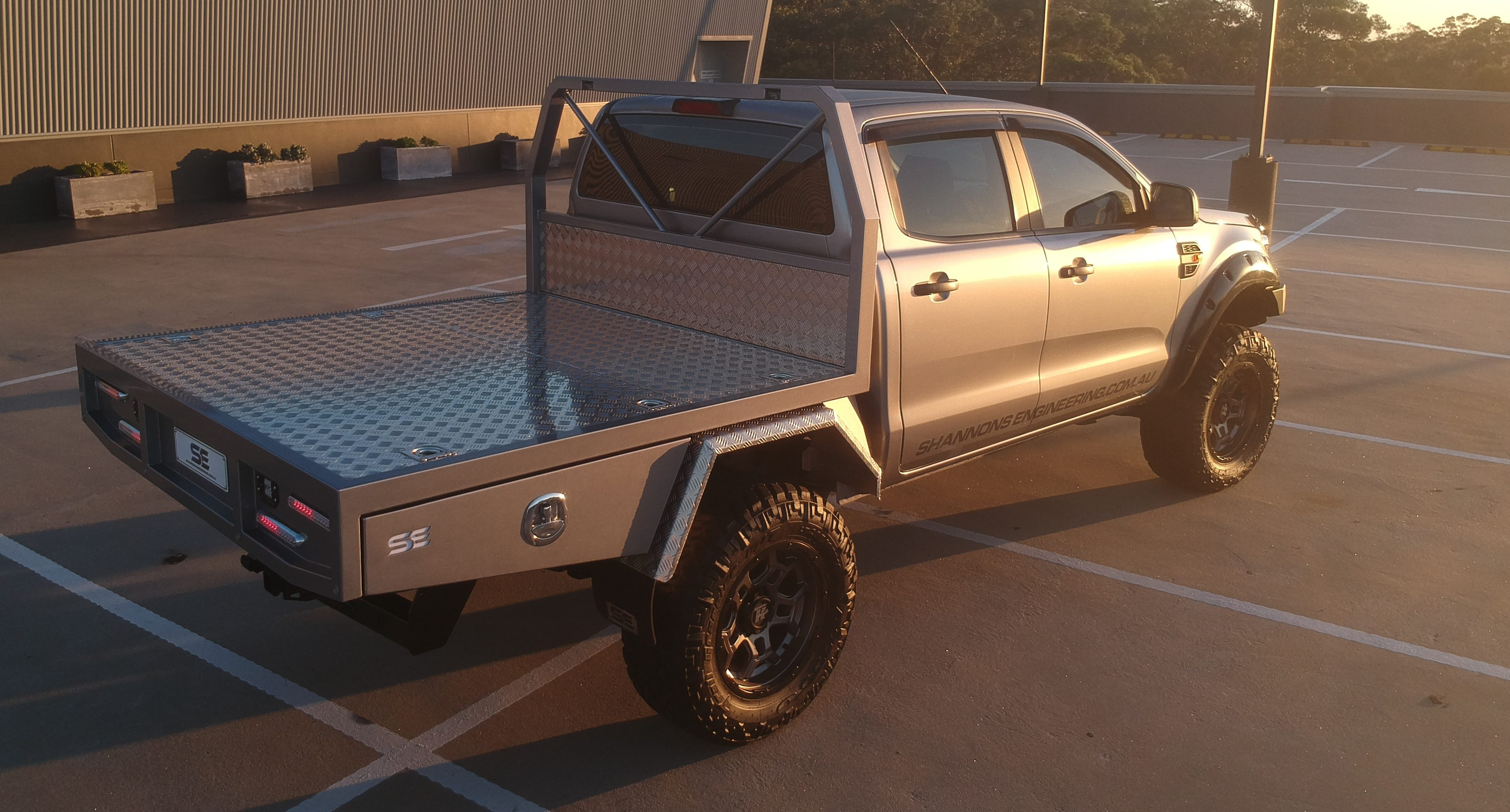 Ute tray tool boxes for sale sydney