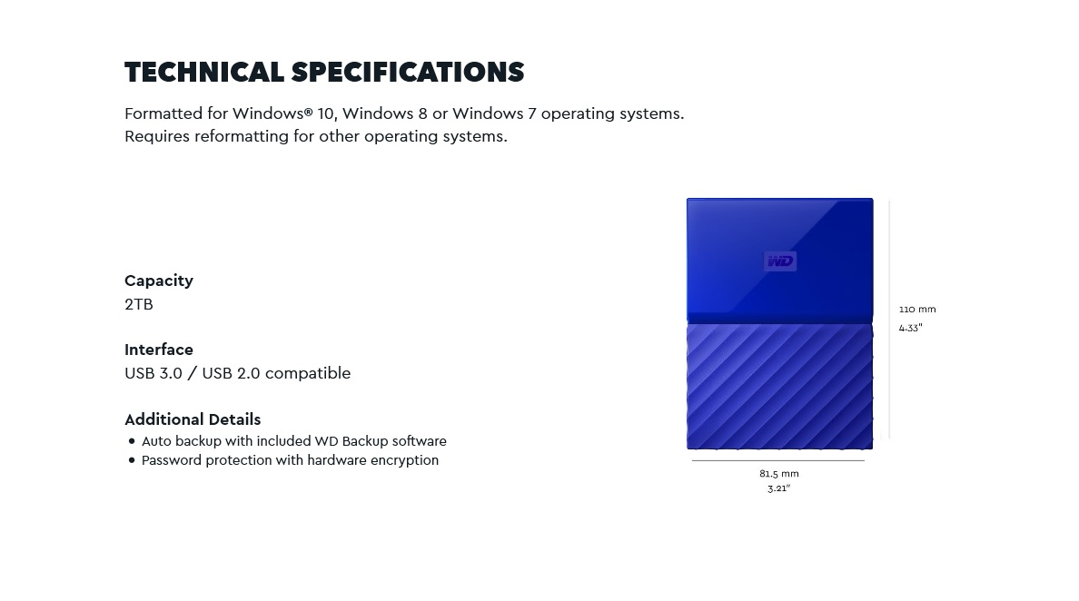 Wd Software For Windows 10