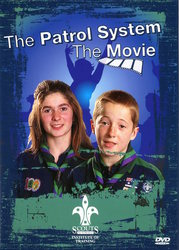 Patrol system dvd cover art