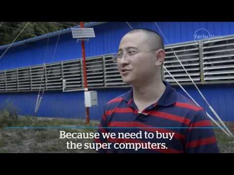 China's secret Bitcoin mine | Blockchain Global