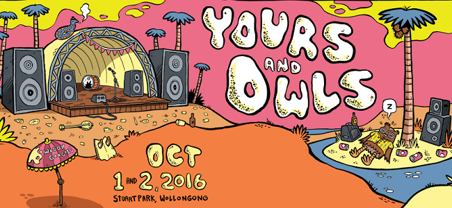 Yours and Owls Is Back And It's Bigger And Better