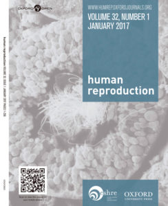 Oxford Journals Medicine & Health Human Reproduction Volume 32, Issue 1