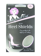 Hollywood feet - Heel shields