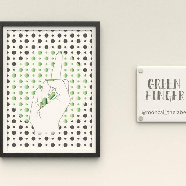 GREEN-FINGER