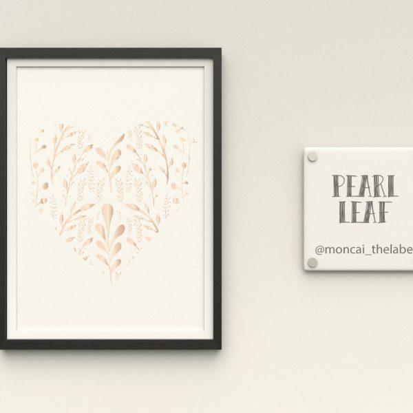 pearl-leaf