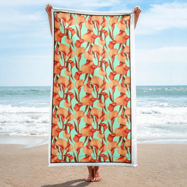 Camellia Towel