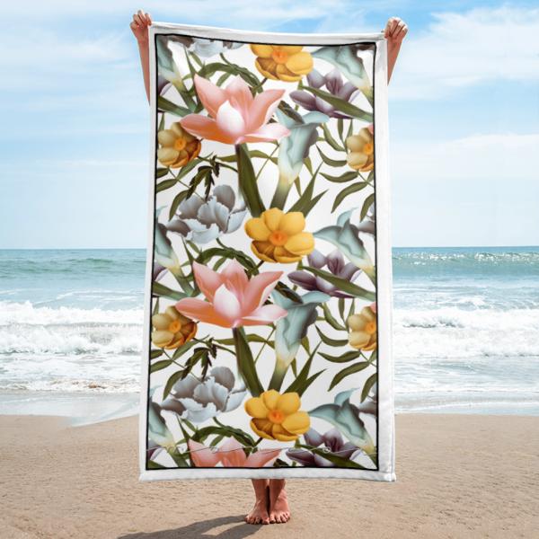 Dahlia Towel