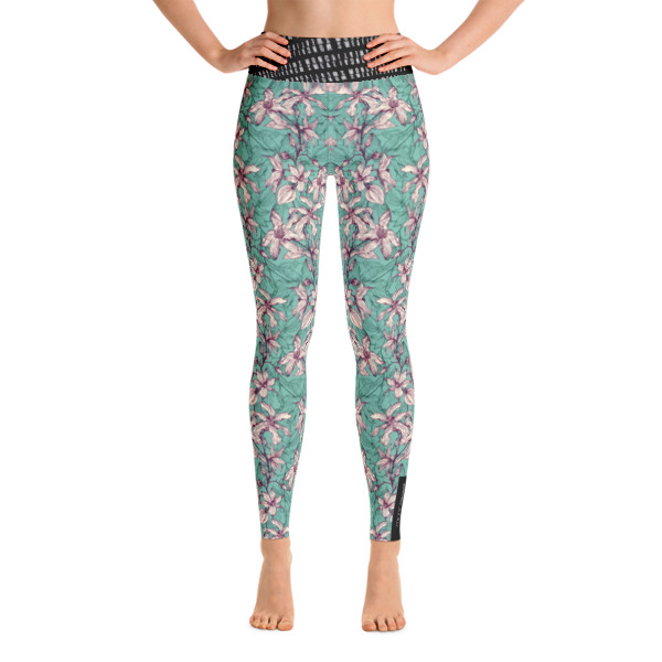 Jessamine Yoga Leggings