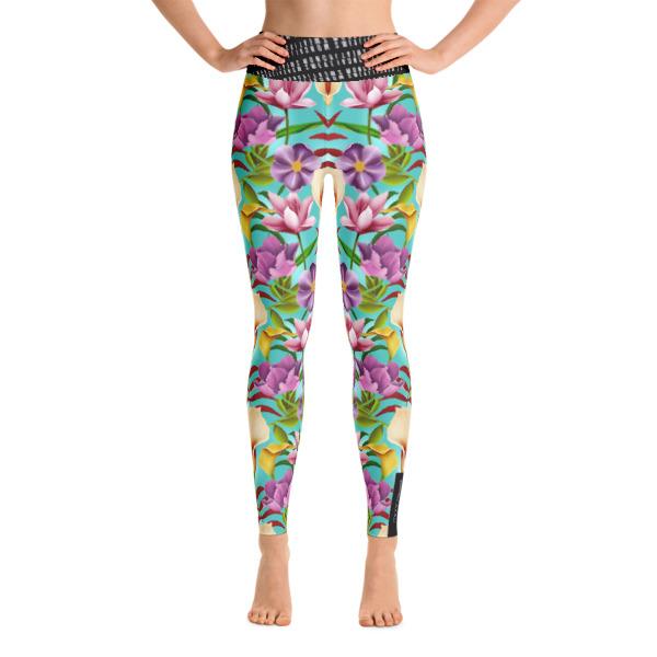 Zinnia Yoga Leggings