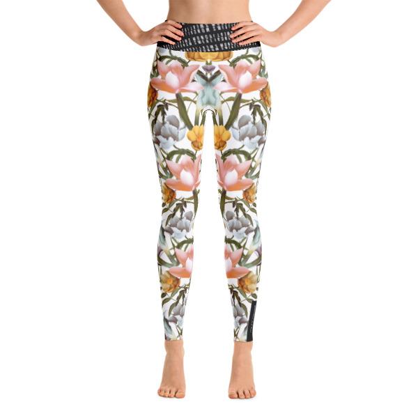 Dahlia Yoga Leggings