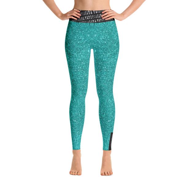 Aqua Yoga Leggings