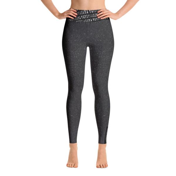 Slate Yoga Leggings