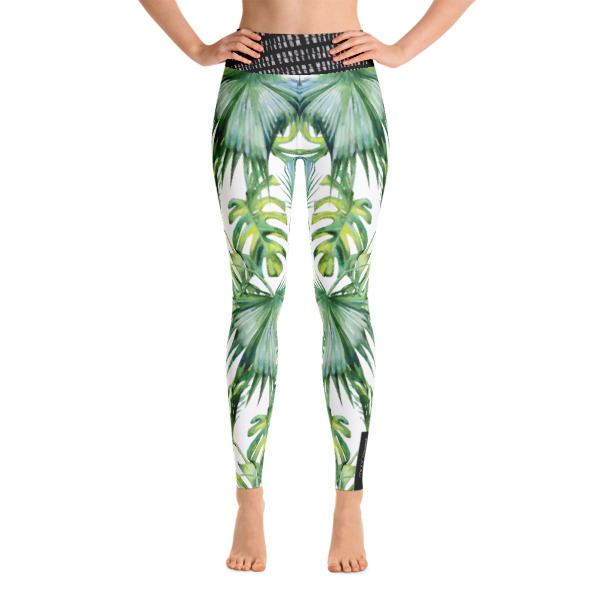 Palm Yoga Leggings