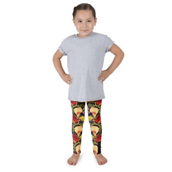 Blossom Kid's leggings