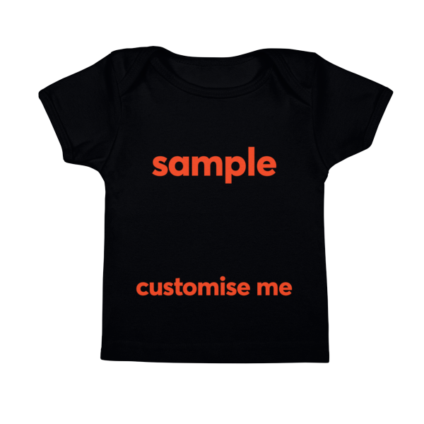 Customisable Infant Tee