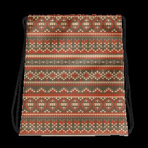 Ellie Sweater Drawstring bag