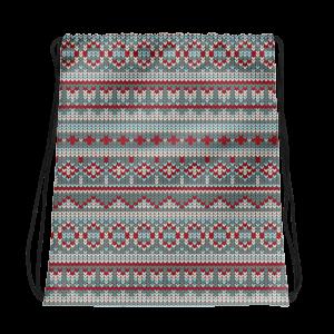 Dee Sweater Drawstring bag