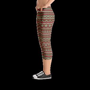 Teneale Sweater Capri Leggings