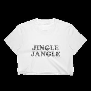 Jingle Jangle Women's Crop Top