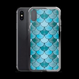 Blue Mermaid iPhone Case