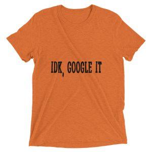 IDK Short sleeve t-shirt