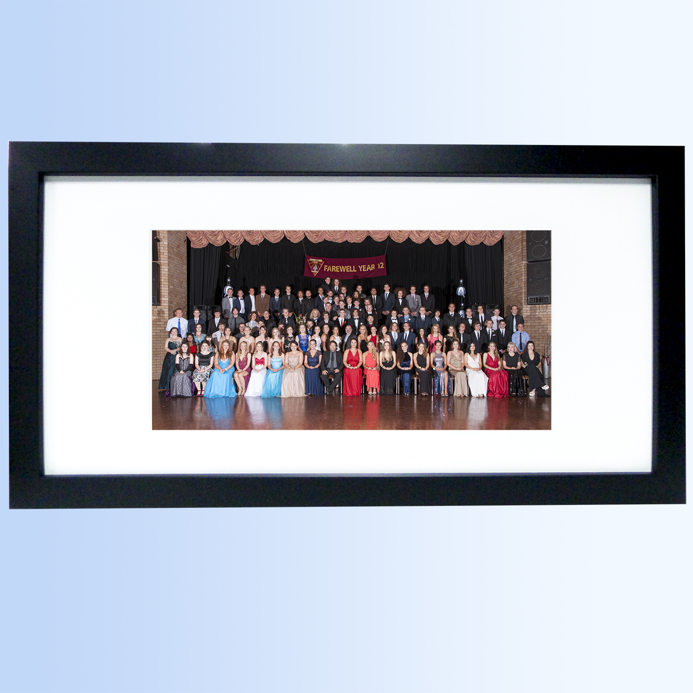frames formal group panorama frame