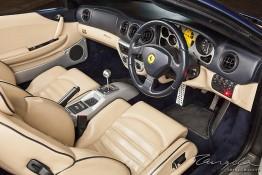 Ferrari 360 Modena Spyder img_7483