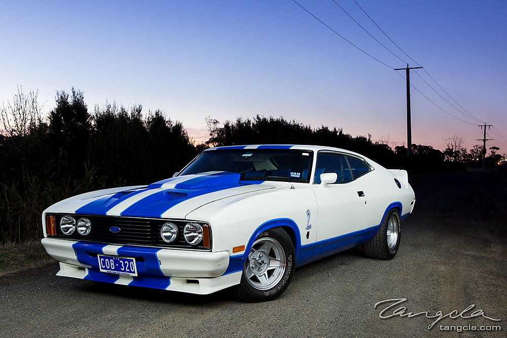 Gallery > Automotive > XC Ford Falcon Cobra
