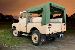 Land Rover Series 1 nv0a6280