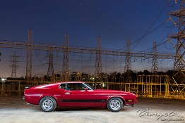 '73 Ford Mustang Mach 1 1j4c3957