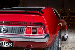 '73 Ford Mustang Mach 1 1j4c4002