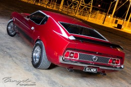 '73 Ford Mustang Mach 1 1j4c4028
