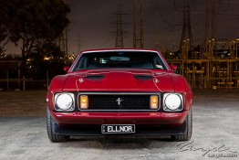 '73 Ford Mustang Mach 1 1j4c4038