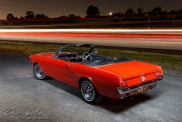 '66 Ford Mustang GT Convertible nv0a4481