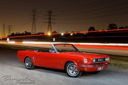 '66 Ford Mustang GT Convertible nv0a4500
