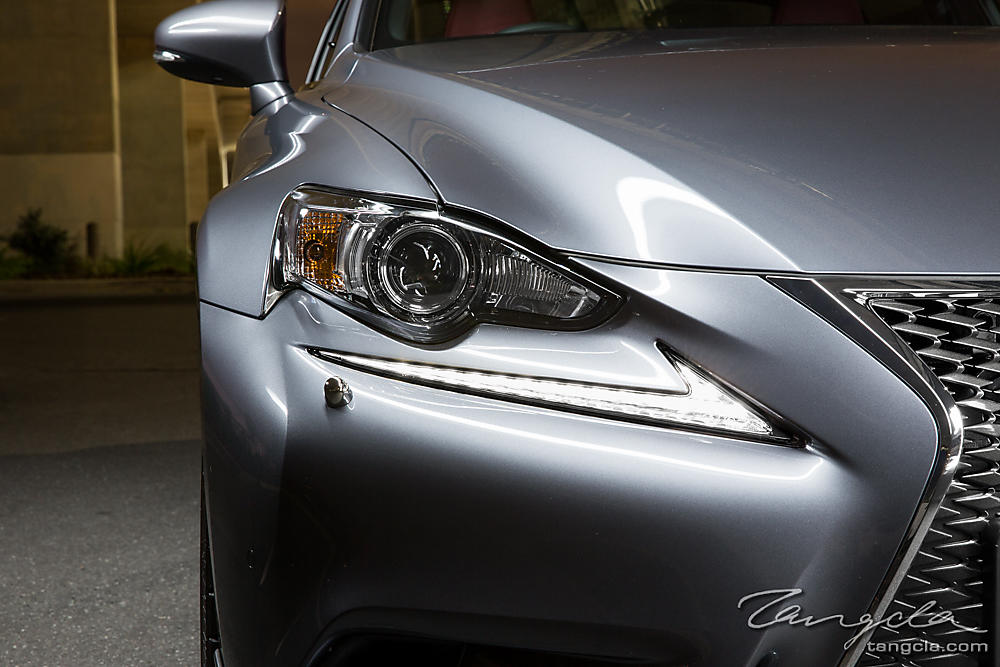 Lexus is350 f sport tangcla photography