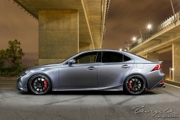 Lexus IS350 F-Sport nv0a3904
