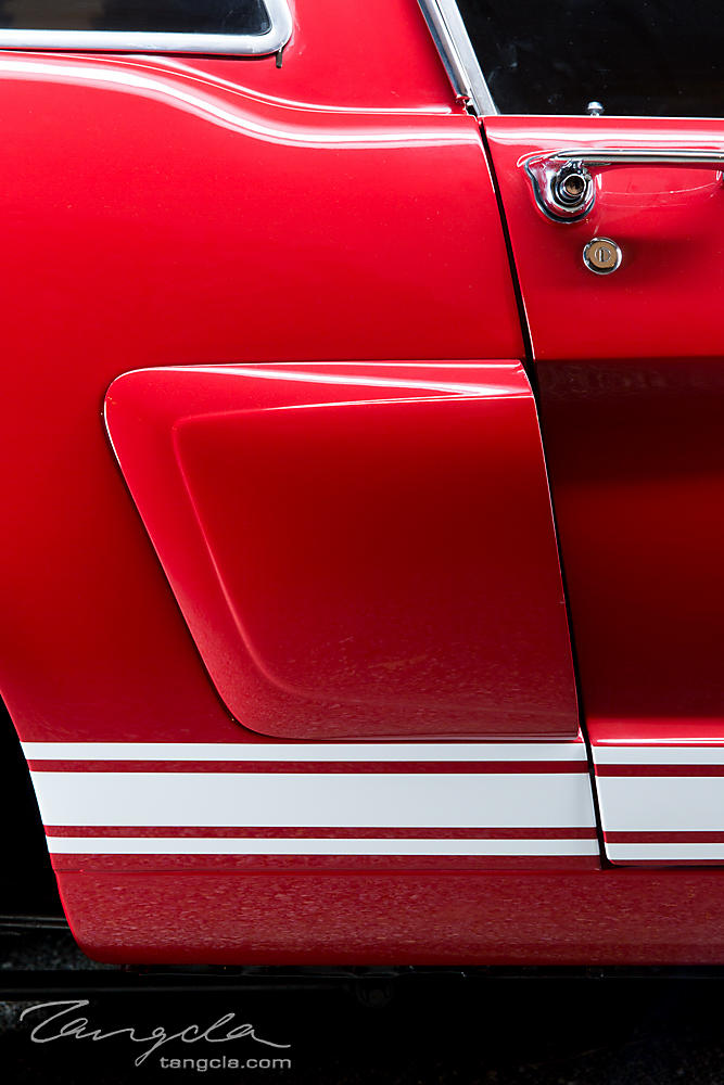 '66 Ford Mustang Shelby GT350 - tangcla photography