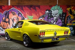 '68 Ford Mustang Fastback 1j4c8474