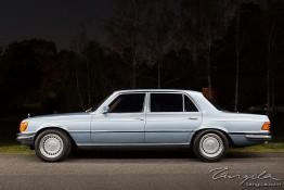 W116 Mercedes-Benz 450SEL 6.9 1j4c9890
