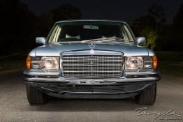 W116 Mercedes-Benz 450SEL 6.9 1j4c9923