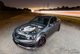 W204 Mercedes-Benz AMG C63 nv0a2289_90