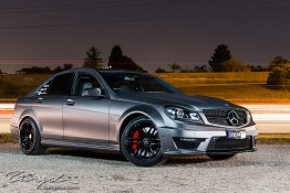 W204 Mercedes-Benz AMG C63 nv0a2295