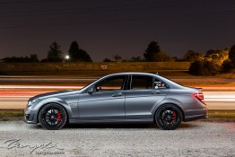 W204 Mercedes-Benz AMG C63 nv0a2299