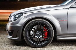W204 Mercedes-Benz AMG C63 nv0a2300
