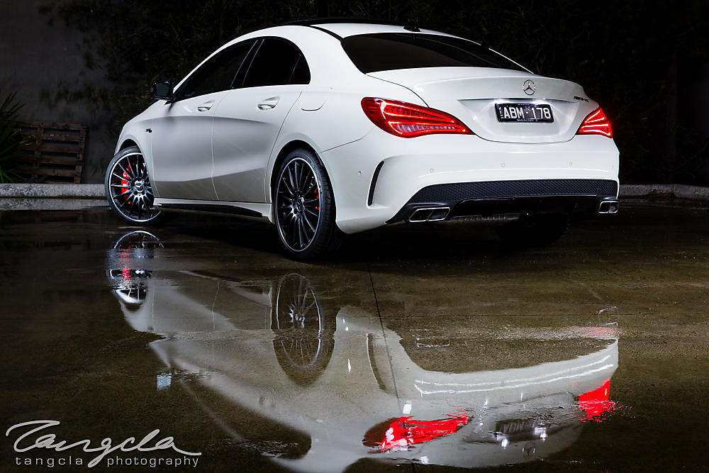 Mercedes-Benz AMG CLA45 1j4c0311