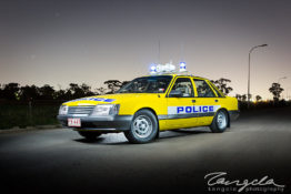 VK Holden Commodore Police Car nv0a8931