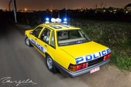 VK Holden Commodore Police Car nv0a8949