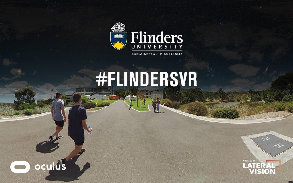 flinders university virtual reality experience