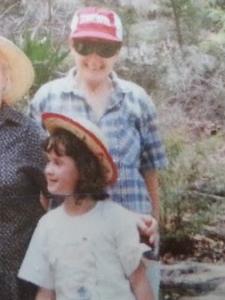 Ruth and ma